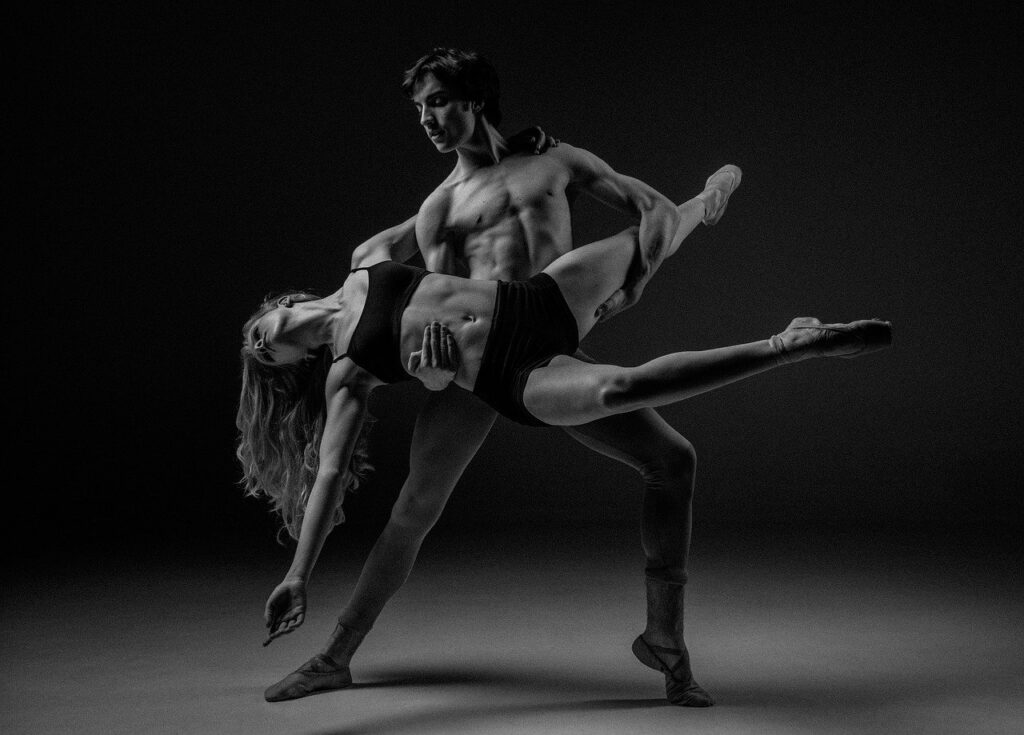 adult, ballerinas, ballet